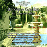Baroque Garden For Concentration10