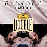 Piano Transcriptions CD 1