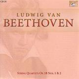 String Quartets Op18 Nos1 y 2