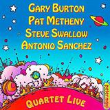 Quartet Live (w. Gary Burton)